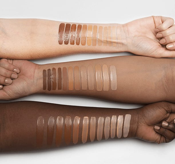 Swatches Benefit Foundation Hello Happy Soft Blur