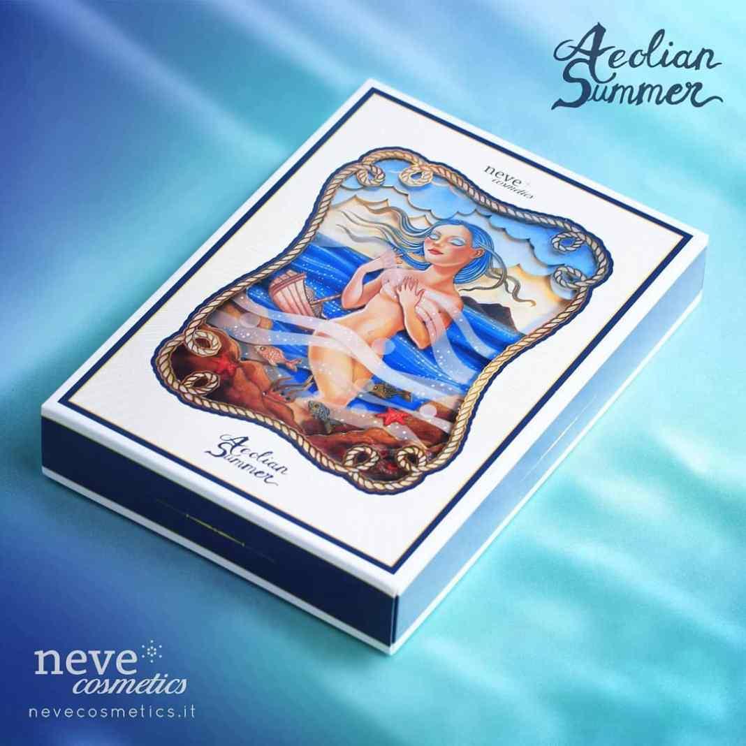 Neve Cosemtics Aeolian Summer Collection