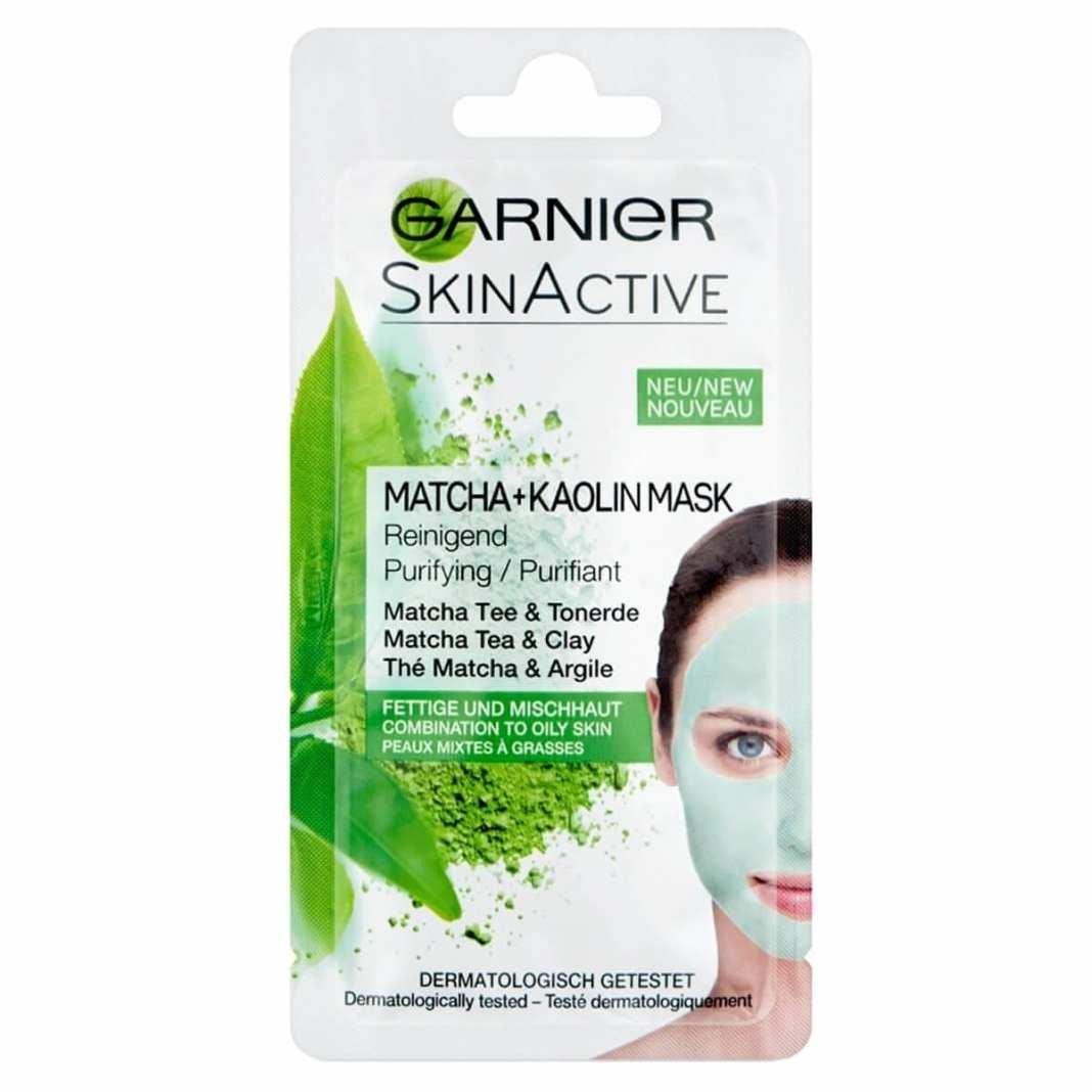 Mask Garnier Matcha