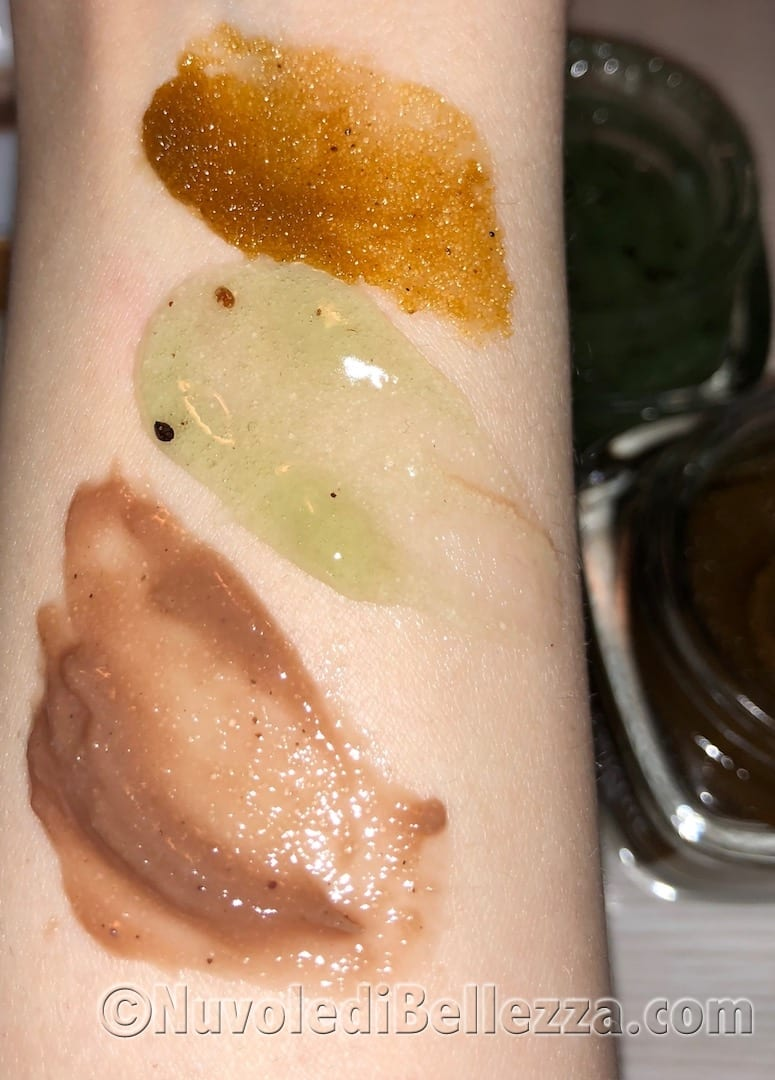 Swatches L'Oréal Paris Sugar Scrub