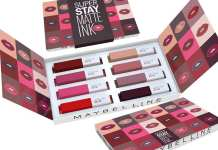 Maybelline Cofanetto Superstay Matte Ink