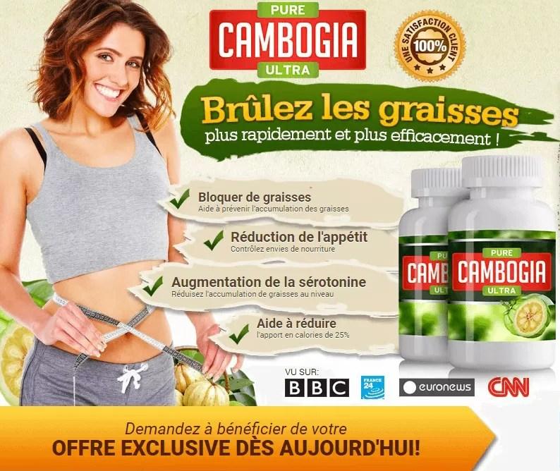 CLIQUEZ ICI POUR Pure Cambogia Ultra!