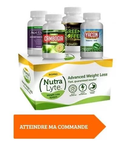 Découvrez le système de perte de poids NutraLyte
