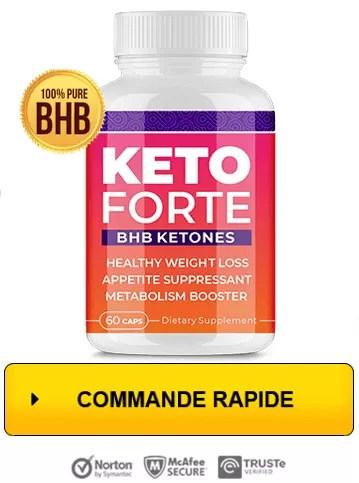 Keto Forte BHB Ketones