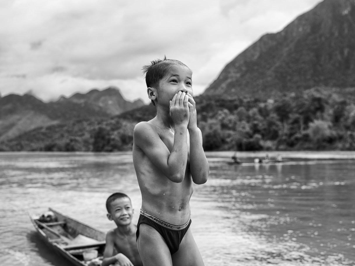 Laos Bilder Fine Art Prints