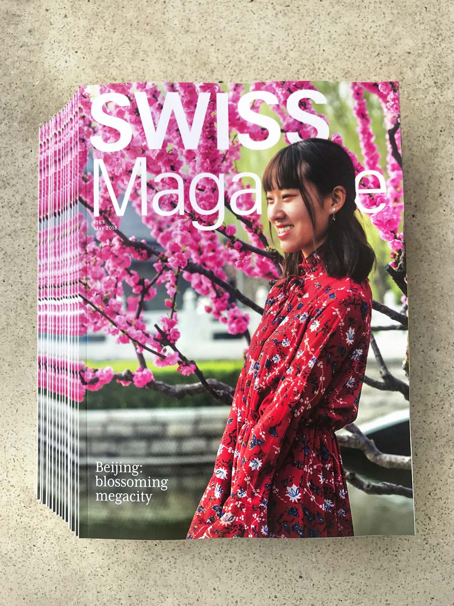 Swiss Magazine Peking 10