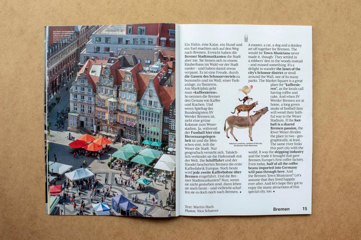 Bremen Swiss Magazine 8