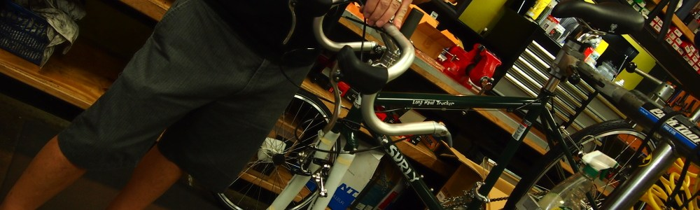 bisikletim canım benim :)