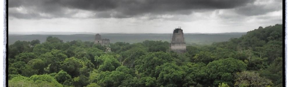 Guatemala; Tikal, Isla de Flores, Cobán