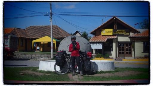 Ekvator çizgisinde Cuchumelo