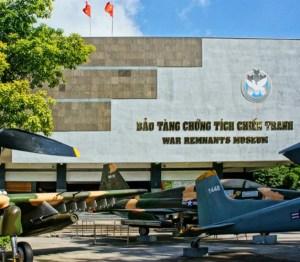 Pakej Ho Chi Minh, Vietnam
