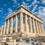 Логотип группы (Афины)