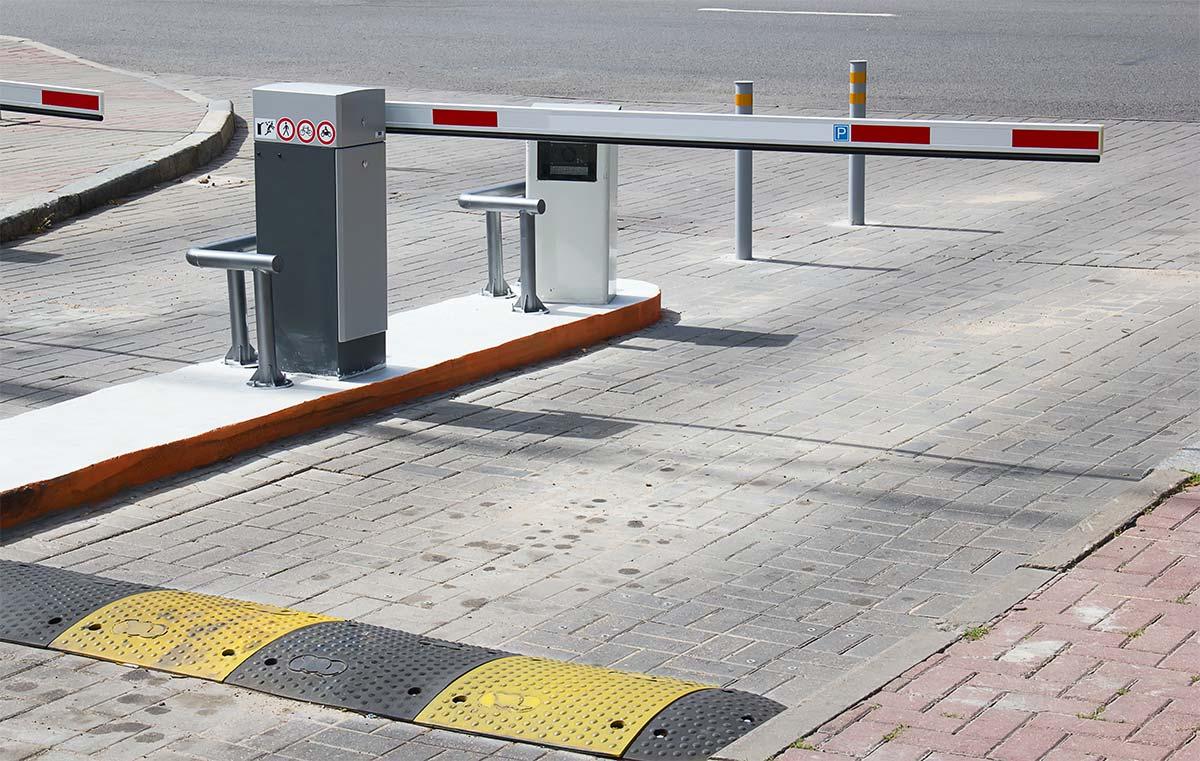 Barriera parcheggio