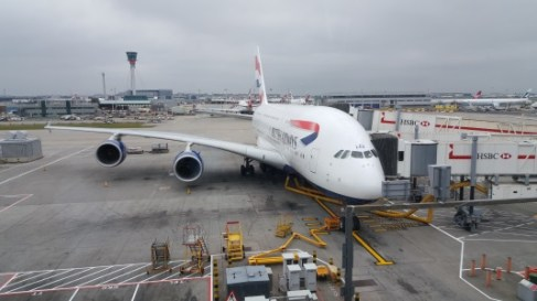Aéroport Londres