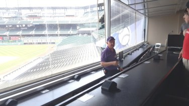 Coors Field - Salle des journalistes