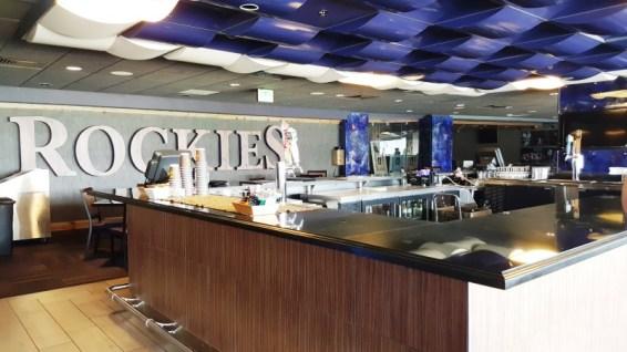 Coors Field - bar