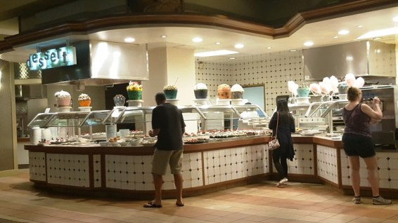 Spice Market Buffet Planet Hollywood
