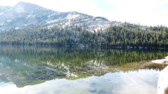 Tenaya Lake Yosemite