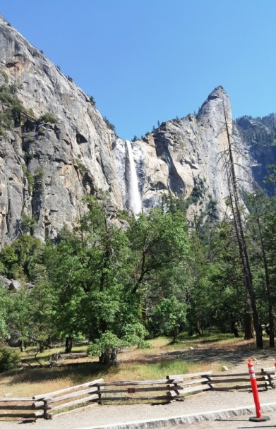 Upper Yosemite Fall