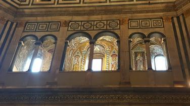 Fresque Baptistère Santa Maria del Fiore