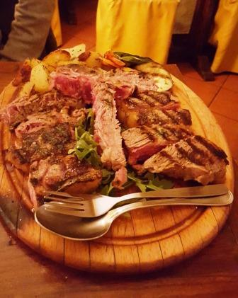 Gastronomie Cantina Barbagianni