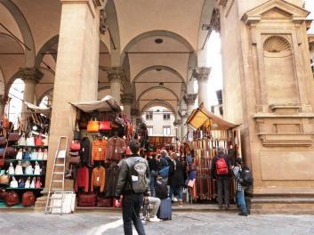 Mercato Nuovo Florence