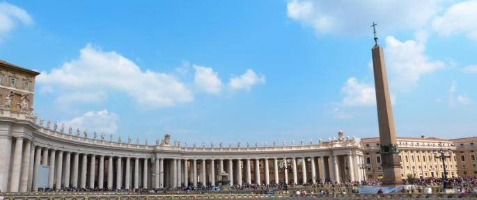 Vatican Place Saint Pierre
