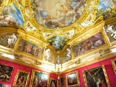 Palazzo Pitti Galerie Palatine