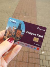Prague Praha Card