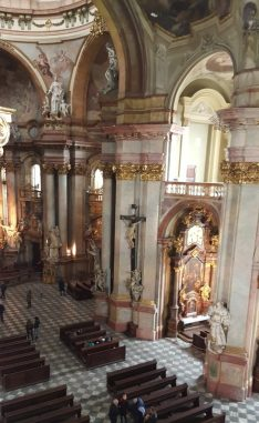 Saint Nicolas Prague