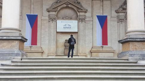 Sénat Prague