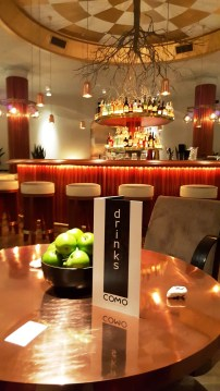 Como bar & lounge Prague