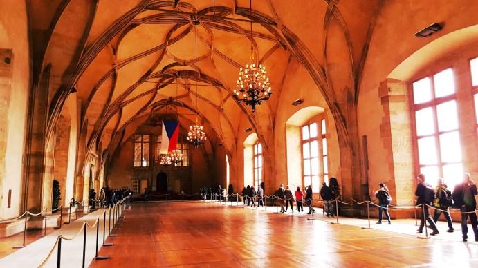Prague Ancien Palais