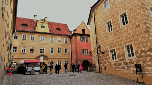 Prague Ruelle d'Or