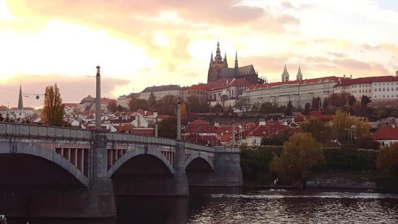 Manesuv Most Prague