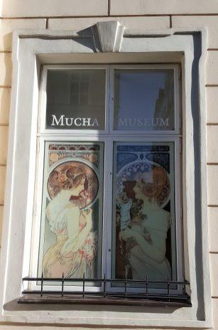 Prague Musée Mucha