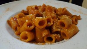 Gastronomlie romaine Amatriciana