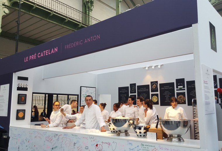 Le Pré Catelan - Taste of Paris 2017