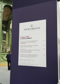 La Tour d'Argent - Taste of Paris 2017