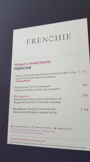Frenchie - Taste of Paris