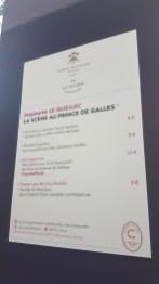La Scène du Prince de Galles - Taste of Paris 2017