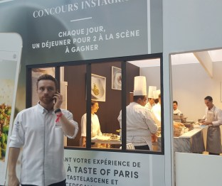 La Scène du Prince de Galles - Taste of Paris 2017
