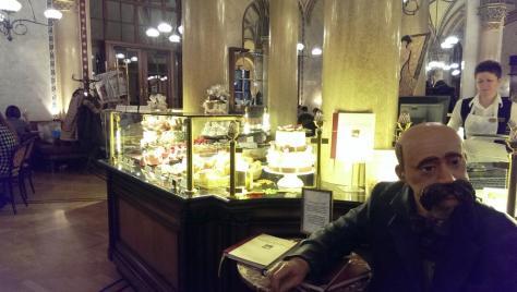 Café Central Vienne