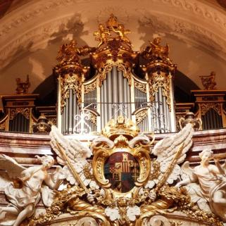 Karlskirche Vienne