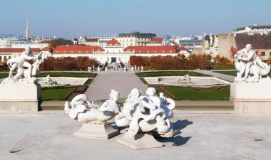 Lower Belvedere Vienne