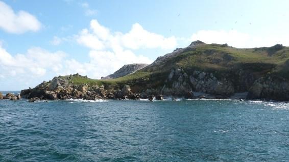 Bretagne Ile de Rouzic Côtes d'Armor