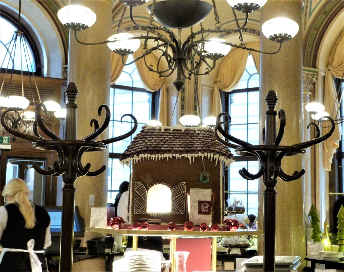 Café Viennois Café Central
