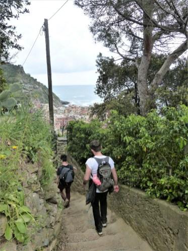 Sentier Azzurro Vernazza