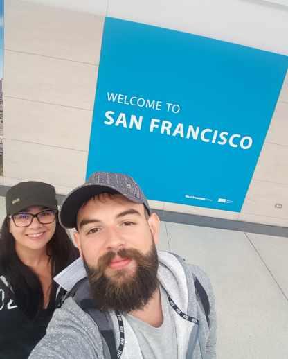 aéroport San Francisco