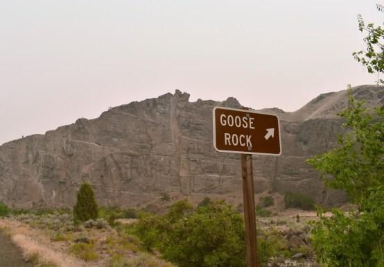 Goose Rock Sheep Rock Unit